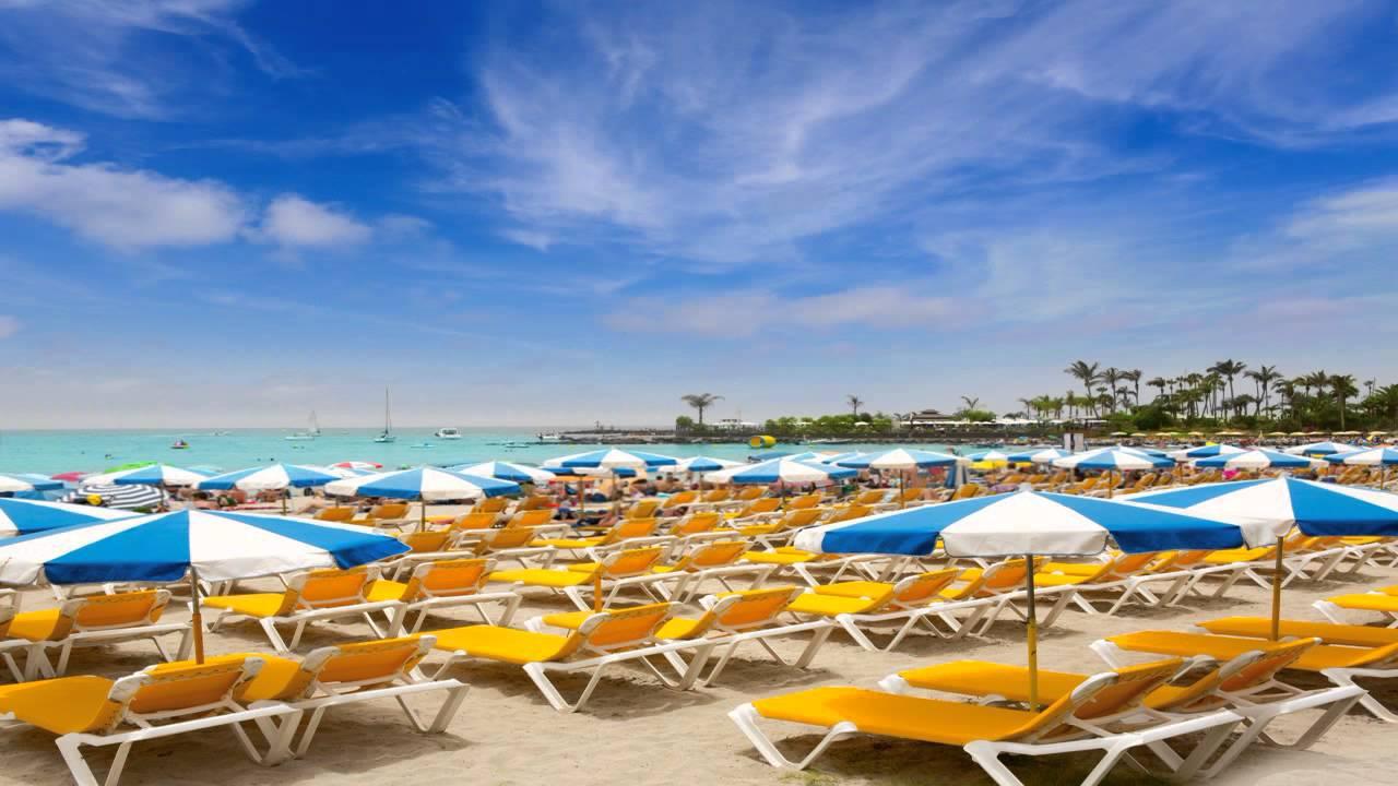 Hotel Playa Bonita Gran Canaria Homepage