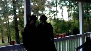 """Garrett Peters & Sam Michael singing """"The Gambler"""""""
