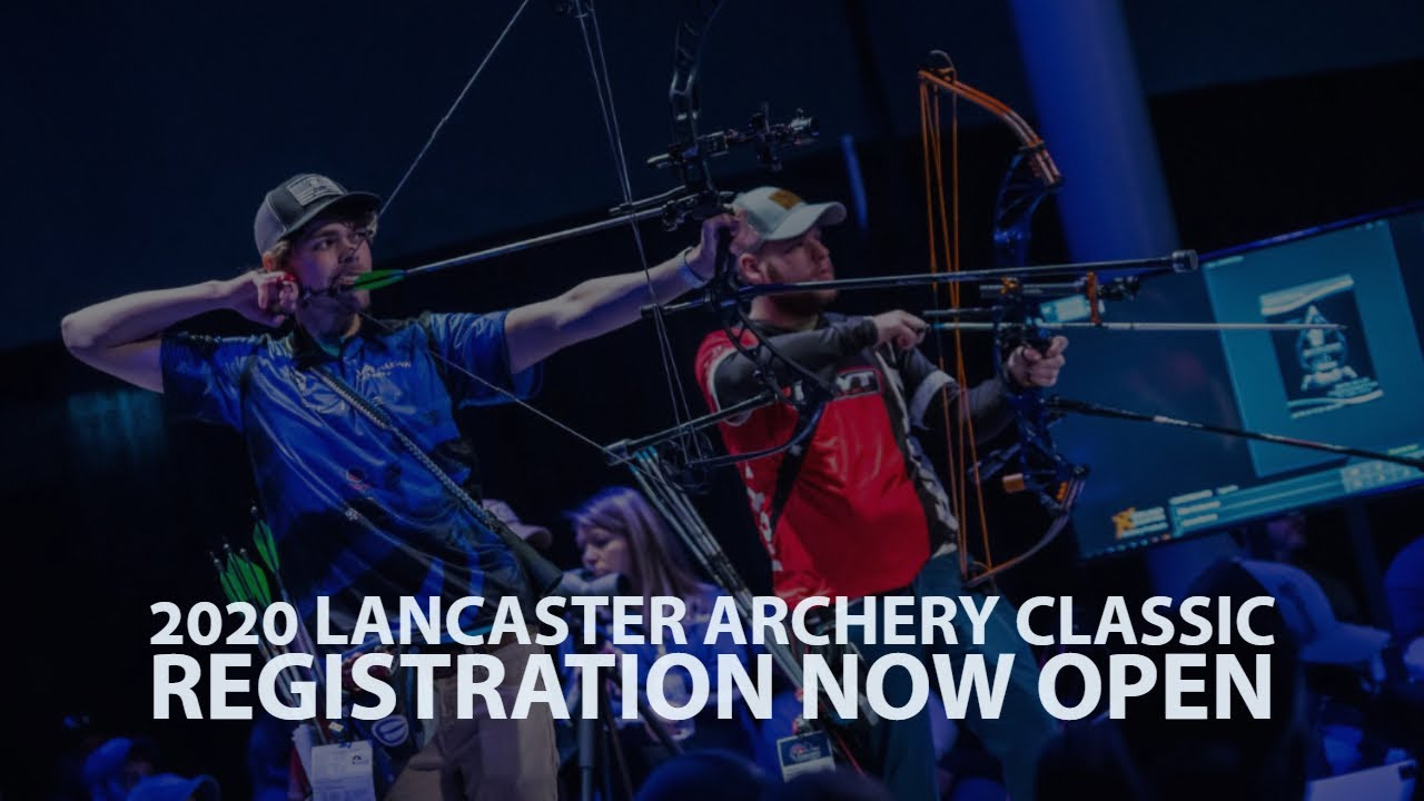 Traditional Archery Events 2020.Lancaster Archery Classic Home
