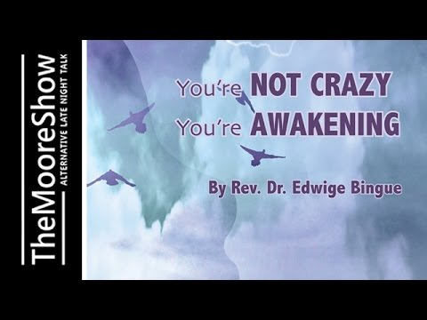 You're Not Crazy, You're Awakening: Discovering Your Soul Purpose and Joy