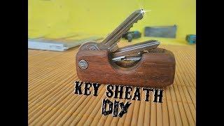 Kendin yap anahtar kılıfı ( DIY KEY SHEATH)