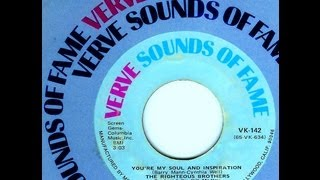 Righteous Brothers - SOUL & INSPIRATION  (Rare Alternate Version)  (1965)