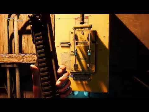 Farcry 5 Boathouse Key