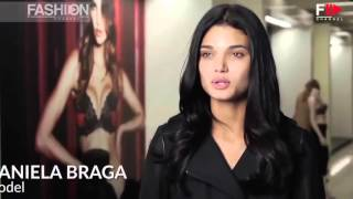 Is this Brazilian Model Daniela Braga The Next Adriana Lima?
