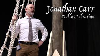 Dallas Children's Theater Treasure Island Interview with Jonathan Carr, part 2