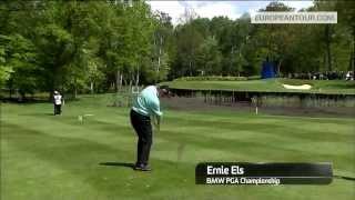 Golf Shots of the Year 2013 - European Tour
