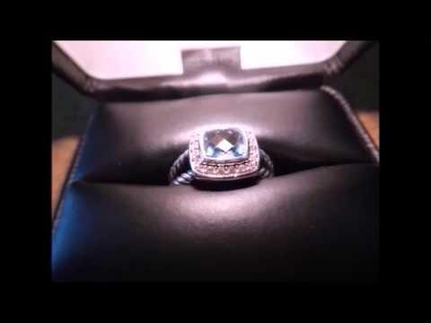 Promise ring – David Yurman – Full