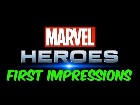 Marvel Heroes Online - First Impressions With Ripper X! (MMORPG.COM)