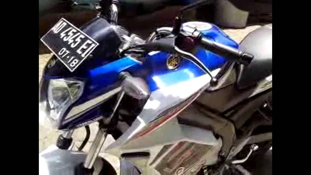 New vixion livery motogp half fairing