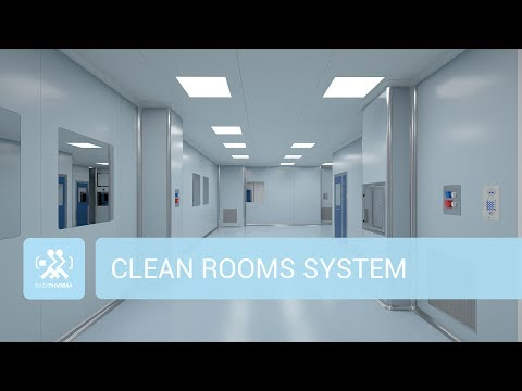 EASYPHARMA   CLEAN ROOMS SYSTEM