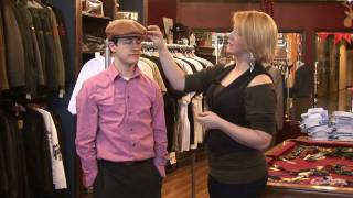 Men's Fashion Tips : How to Determine Your Hat Size