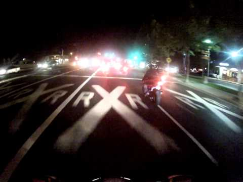 Riding Streets of SAN JOSE, Ca.