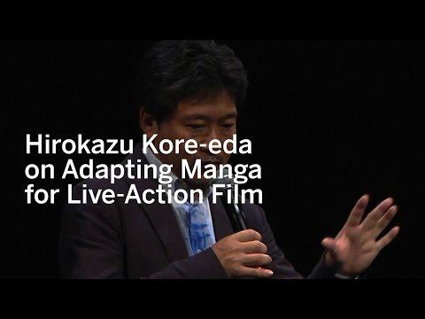 HIROKAZU KOREEDA on Adapting Manga for LiveAction Film  TIFF