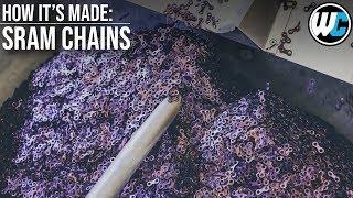 SRAM Chain Factory - A Look Inside!