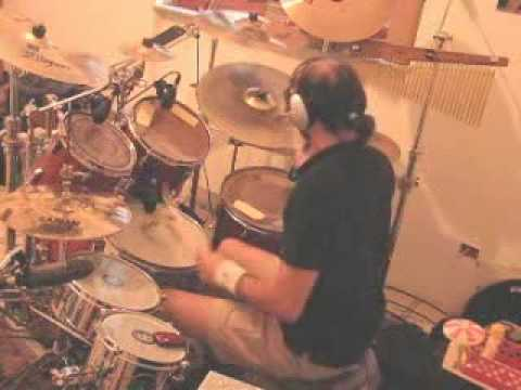 TEARS OF MAGDALENA - Immortal love(drum cover)