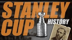 The History of the Stanley Cup