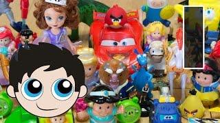 Episode 1: Angry Birds, Transformers, Disney, Pixar, DC Comics, Hot Wheels, Lightning McQueen