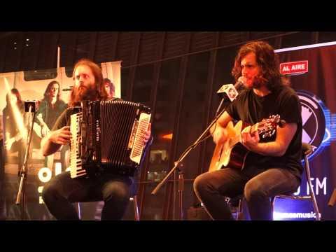 KONGOS - Come With Me Now - Live Bogota 2015