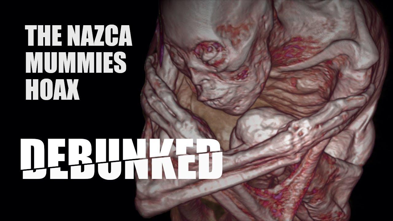 The Nazca Mummies Hoax DEBUNKED (Sub Español, ST Français, Русские субтитры)