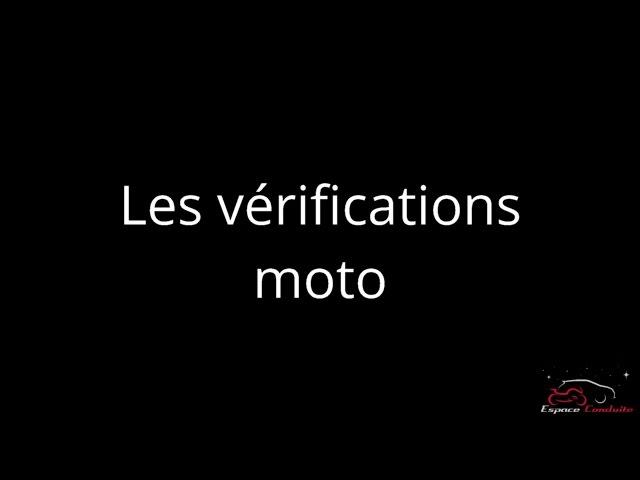 Les vérifications du permis Moto 2016 - Moniteur expérimenté - Kawasaki Er6