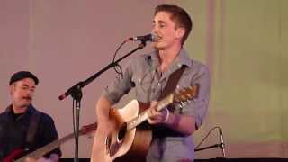 "Sean Waldron performing his original song ""Everything"