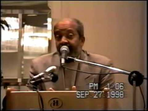 IMAM W. DEEN MOHAMMED - MOTHER NATURE, THE HUMAN AND THE BRAIN