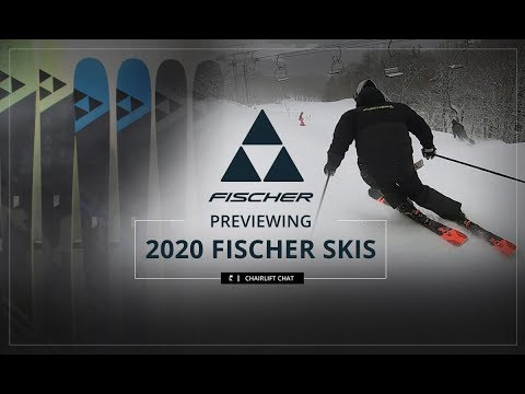 2020 Fischer Alpine Ski Preview With Mike Hattrup