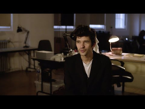 "A First For Ben Whishaw In ""Norma Jeane Baker Of Troy"" 