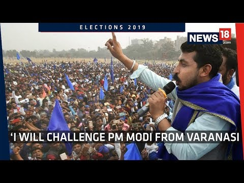 Bhim Army Chief To Take On PM Narendra Modi In Varanasi | Chandrashekhar Azad Interview