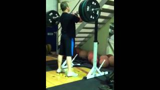 Andy Front Squat 100kg thumbnail
