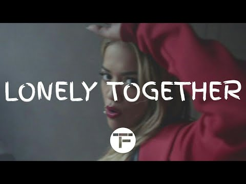 [TRADUCTION FRANÇAISE] Avicii - Lonely Together ft. Rita Ora