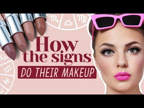 cara-makeup-&-warna-lipstik-favorit-wanita-menurut-zodiak