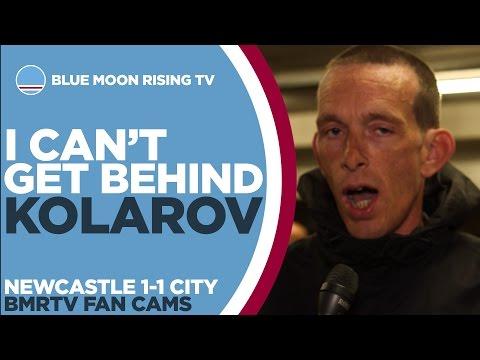 Can't Get Behind Kolarov | Newcastle 1-1 Manchester City