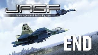 J.A.S.F. Jane's Advanced Strike Fighters: Mission 16 - The Reckoning
