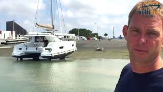 Episode 1: Before your Arrive   Ex-factory pickup with Multihull Solutions
