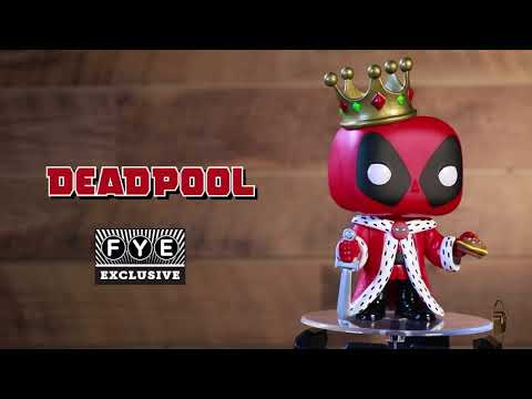 Deadpool Pop Unboxing