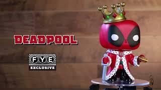 Deadpool Pop! Unboxing