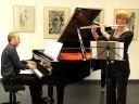 Over Valleys and Hills (Über Täler und Höhen) for Flute (Violin) & Piano