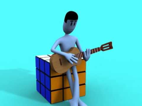 Animation Music Clip