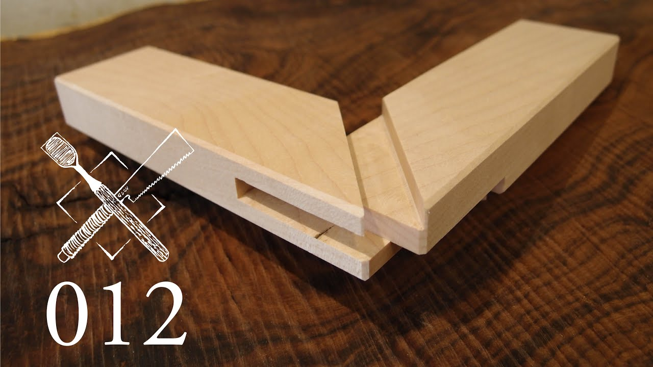 Joint Venture Ep 12 Mitered Bridle Joint Western Joinery