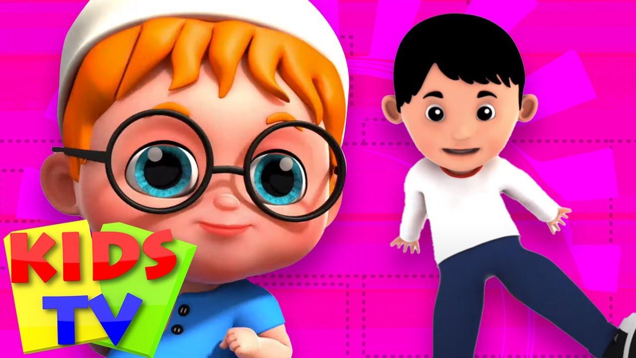 기차를 밥 | Kaboochi 댄스 | 어린이동요 | 유치원 동영상 | Kids Tv Korea | 애니메이션