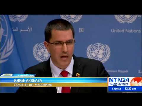 Régimen de Maduro respondió a EEUU por posible rescate de la Embajada de Venezuela en Washington