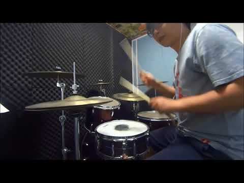 Asian Kung fu Generation - Rewrite (Drum Cover)