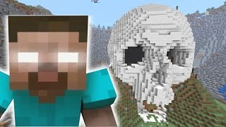 Minecraft: HEROBRINE