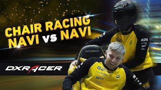 DXRacer Racing. NAVI vs NAVI