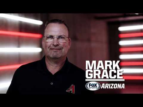 FOX Sports Arizona D-backs analyst Mark Grace