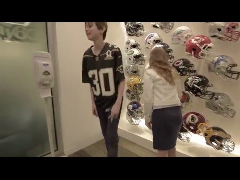 Make-A-Wish Metro New York and the NFL Celebrate the 11,000th wish