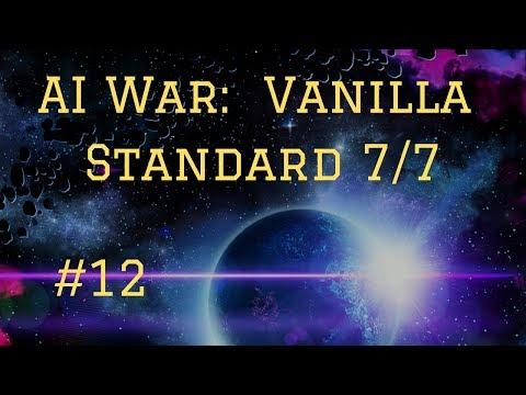 Let's Play AI War:  Fleet Command - Approaching Slaan (12) |