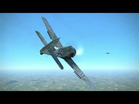il2 Sturmovick (GB).FW 190 A8/F8 VARIANT |