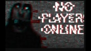 No players online - игра загадка